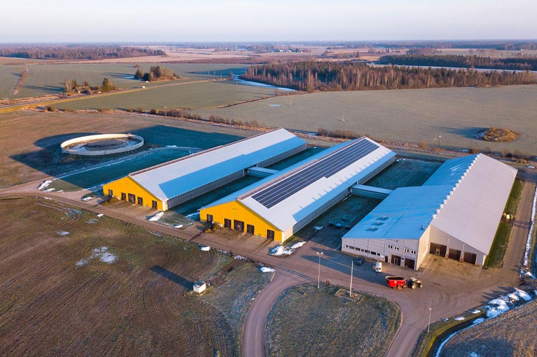 Enefit Green zakończył budowę swojej pierwszej elektrowni słonecznej w nowej formule biznesowej