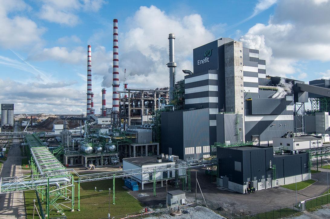 Enefit rozpoczyna sprzedaż energii elektrycznej i gazu ziemnego w Polsce