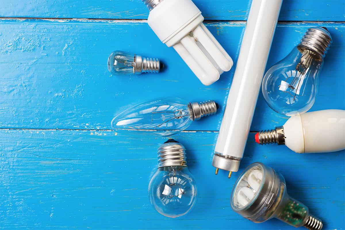 Paloiko lamppu? Viisi seikkaa, jotka kannattaa huomioida uutta lamppua valitessa
