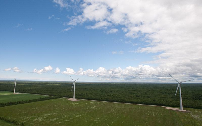 Enefit Greeni 2019. aasta elektritoodang oli rekordiline