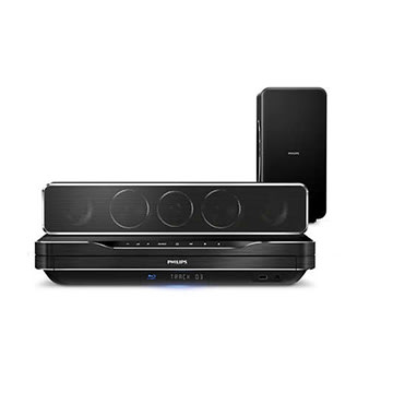 Home theater and sound system