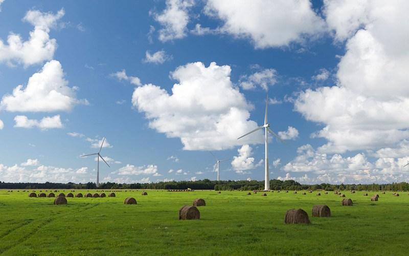 Предприятие Enefit Green произвело в первом квартале 450 ГВтч возобновляемой электроэнергии