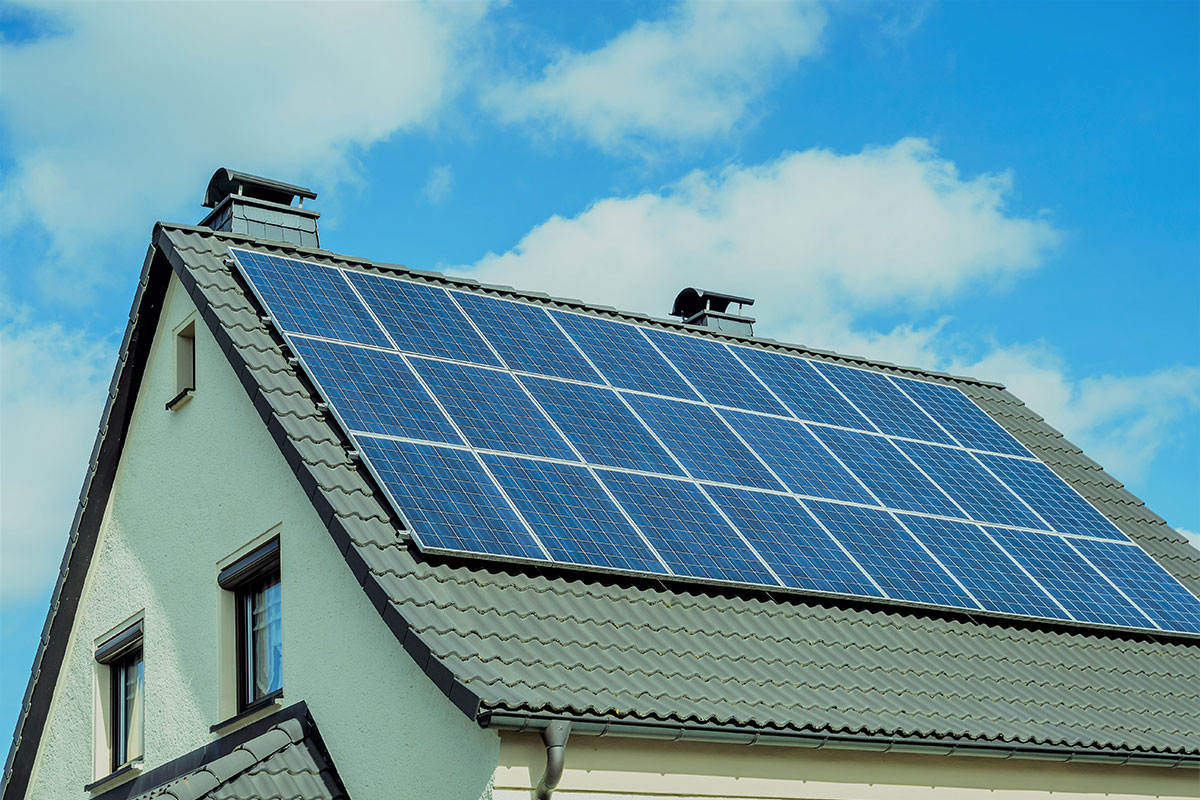 One third of households are prepared to produce energy