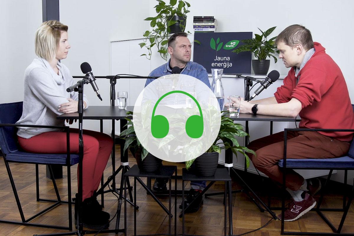 AUDIO: Cilvēks - enerģijas avots