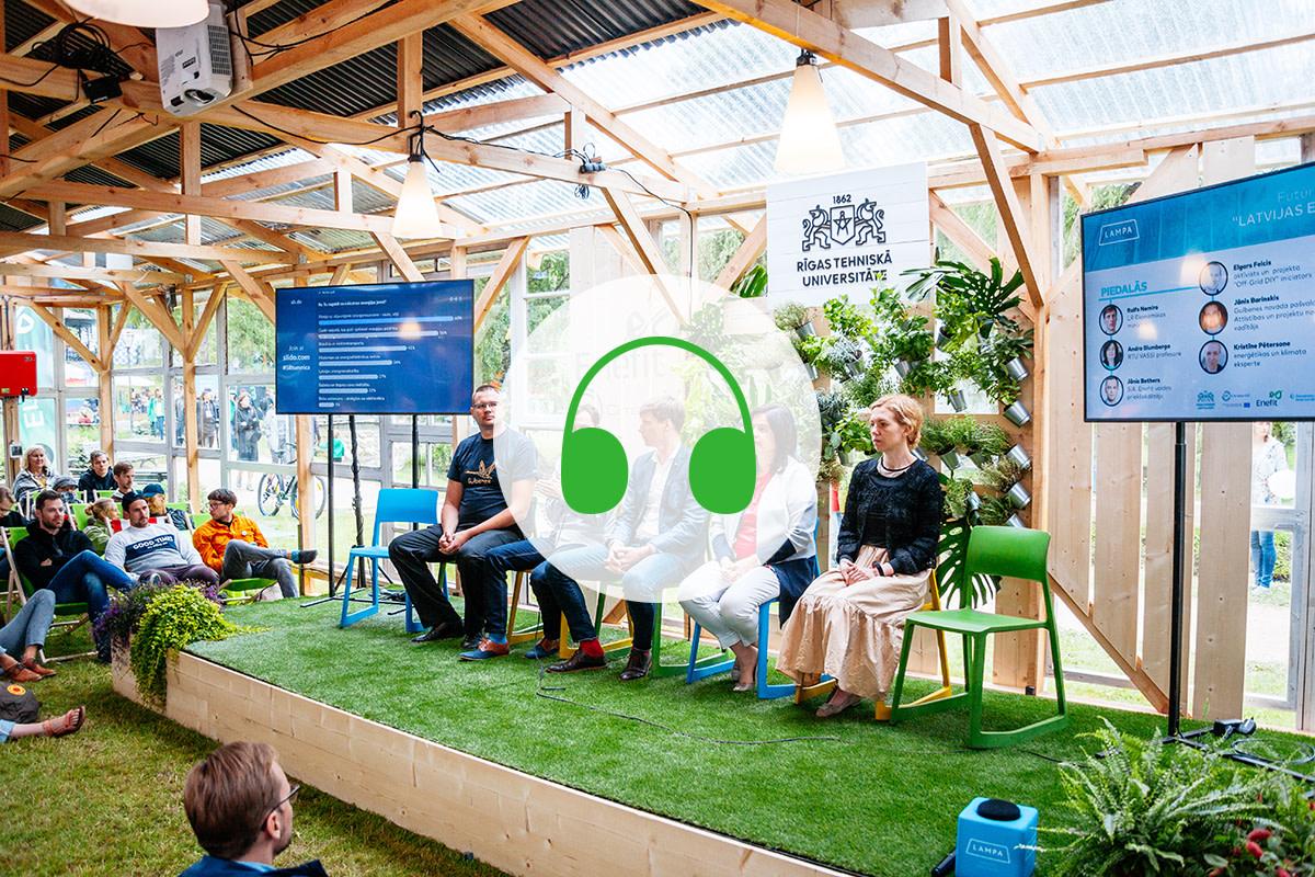 AUDIO: Latvijas enerģija 2050