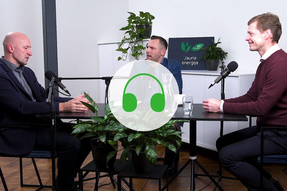 """AUDIO: Vai """"zaļā enerģija"""" izglābs zemeslodi?"""