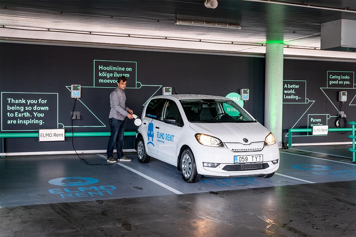 ELMO Rent muudab elektriauto kasutamise igapäevaseks