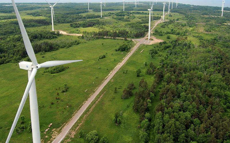 Detsembris toodetakse Eestis tuuleenergiat toetusteta