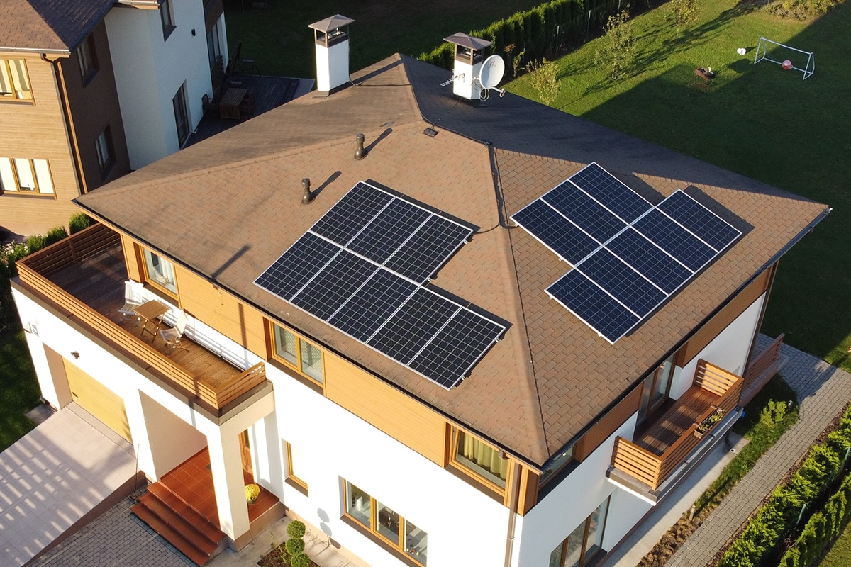The number of installed solar energy solutions in Latvia has increased by 66%