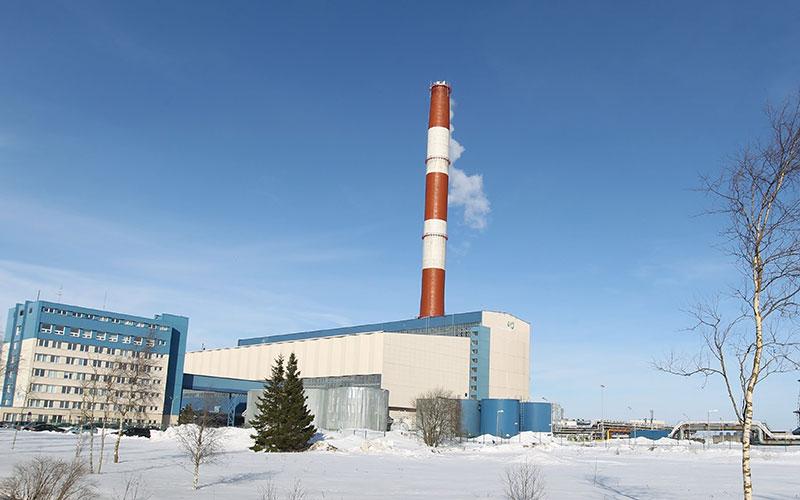 Ируская электростанция Enefit Green будет снабжать жителей Таллинна еще более дешевым теплом