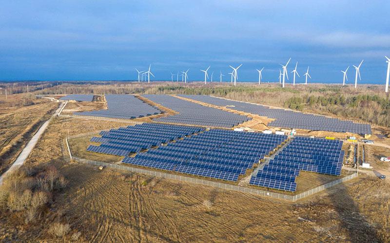 Enefit Green tootis möödunud aastal rekordkoguse taastuvelektrit