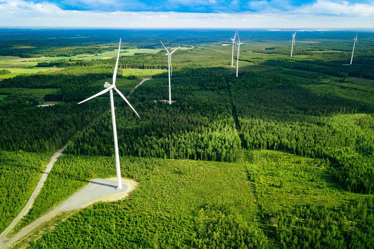Įmonės skuba apsirūpinti žaliąja energija – didžiausiame šalies vėjo jėgainių parke rezervuoti visi pajėgumai