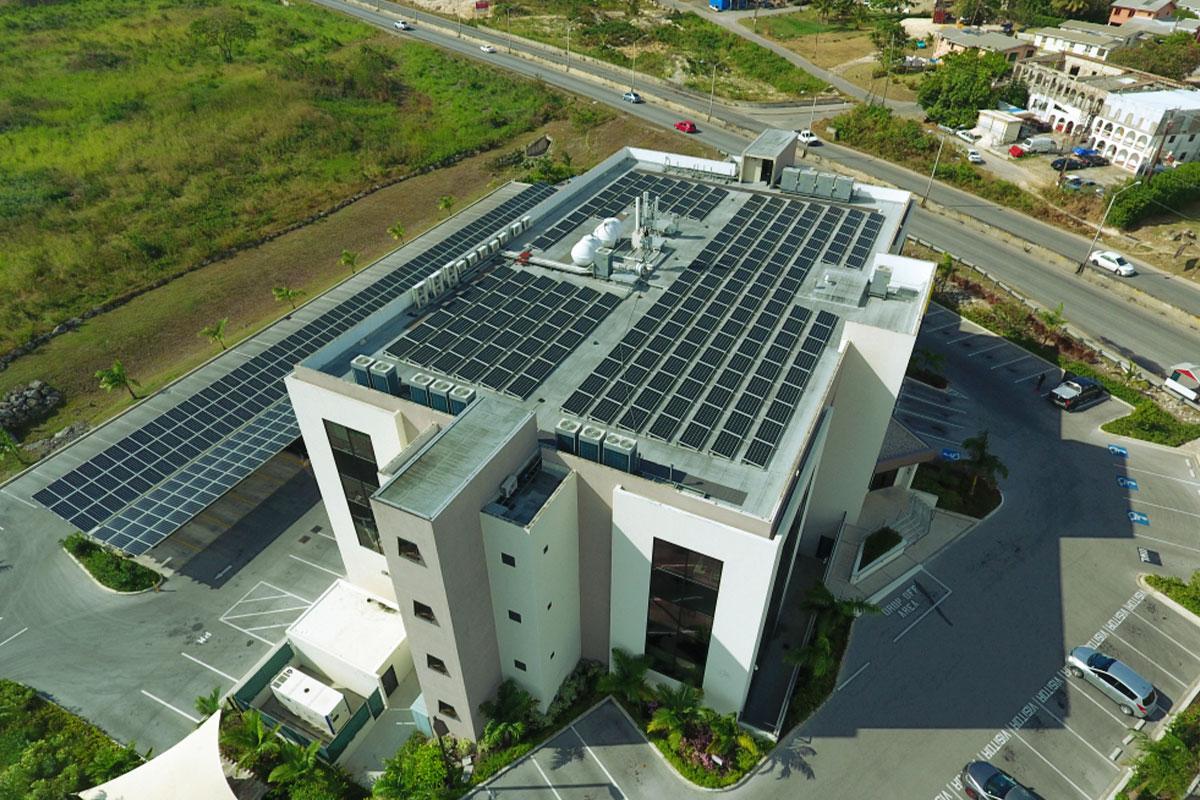 Valstybės parama verslui įsirengti saulės elektrinę startavo