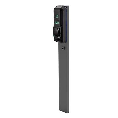 Монтажная колонна зарядного устройства