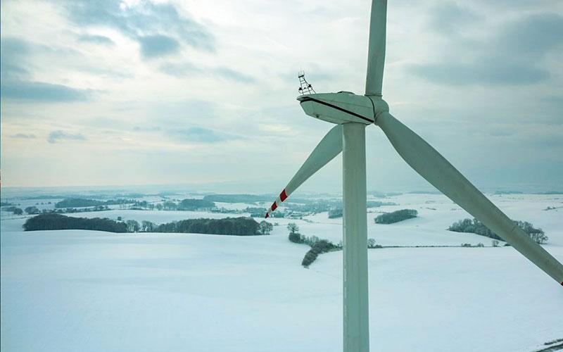 В январе в Enefit Green установлен производственный рекорд всех времен
