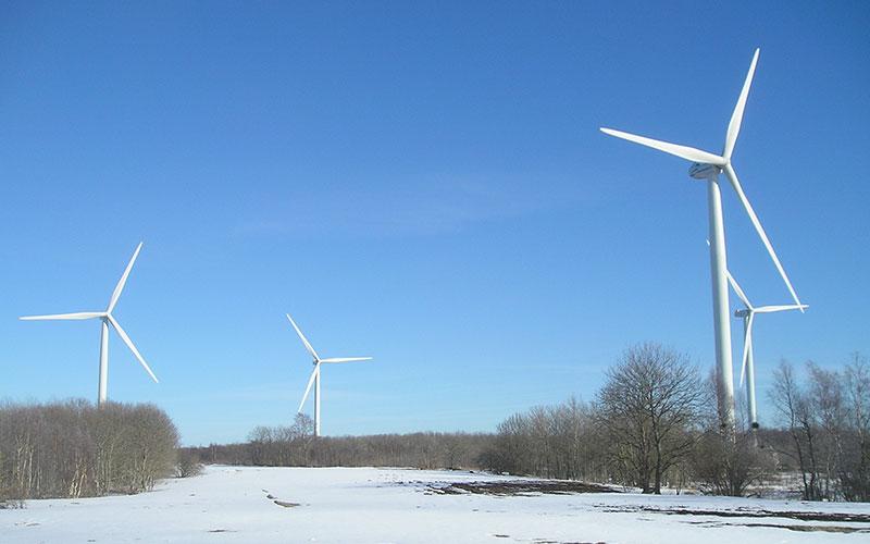 Karge veebruar hoidis Enefit Greeni elektritoodangu jaanuarikuu tasemel