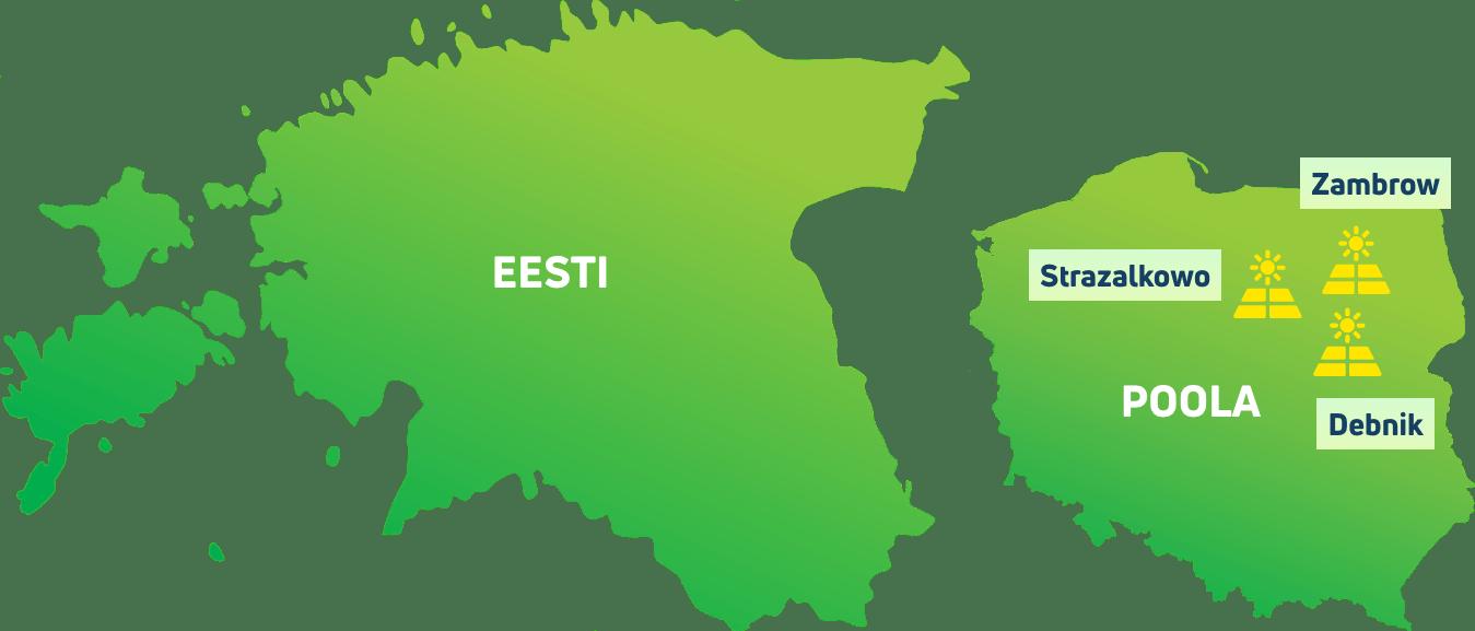 Arendame päikeseenergiat Eestis ja Poolas