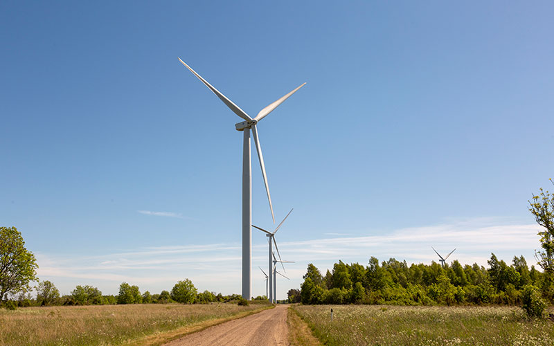 Enefit Green's renewable electricity production increases by 75% year-on-year