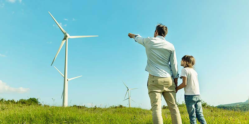 Rohkem rohelist energiat