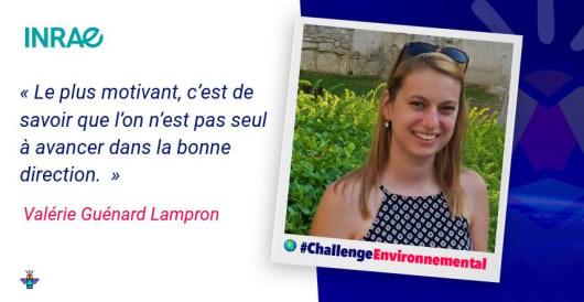 Portrait d'une engagée : Valérie, Ingénieure de recherche au sein de l'UMR SayFood