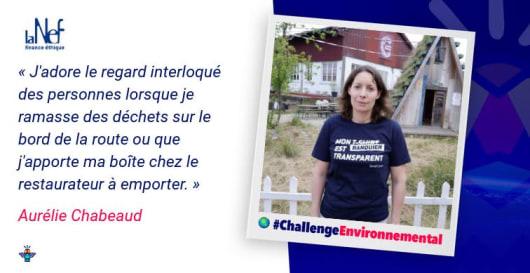 Portrait d'une engagée : Aurélie, Animatrice de Vie Coopérative à La Nef
