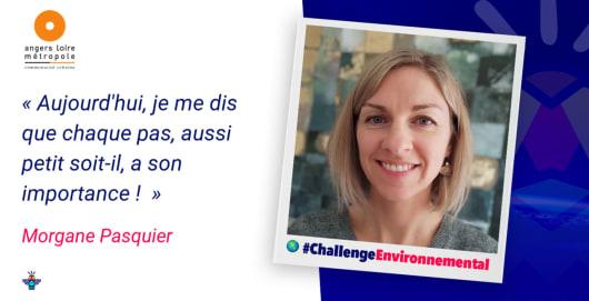 Portrait d'une engagée : Morgane, Chargée de suivi juridique et financier des maisons de quartier à Angers