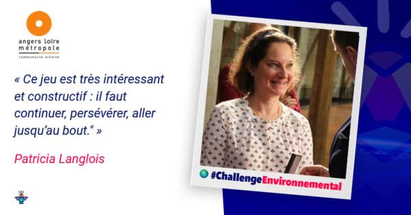 Portrait d'une engagée : Patricia, Agent d'accueil à La Cité des Associations Angers