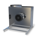 BEF Box Fan—high-efficiency ventilator designed to reduce noise and condensation in intake and exhaust appliances