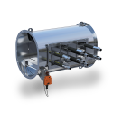 VHX Economizer Two-Stage—flue gas economizer