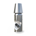 TDF-VP Velocity Plume Power Venter—plume dilution fan that dilutes flue gas exhaust 100% or more