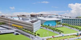 KHH Bahrain 3d rendering