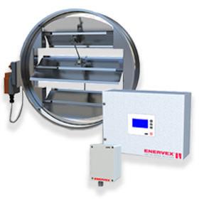 modulating over-draft damper system
