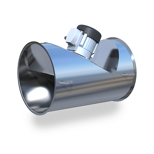 TDF Power Venter—rugged high-temperature exhaust fan