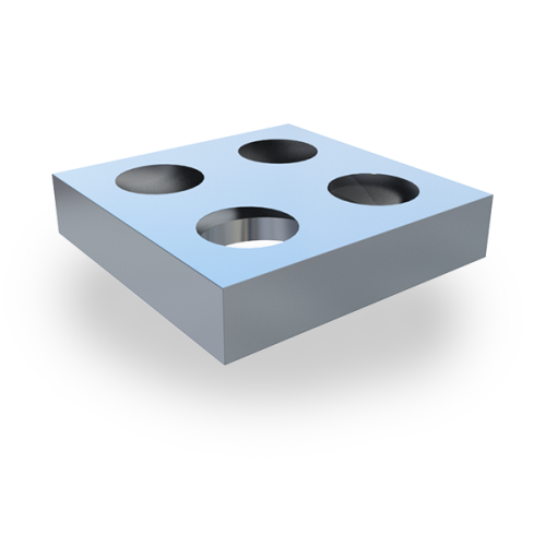 PLX Plenum Box—provides support for the installation of multiple RSV chimney fans