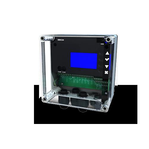 EBC 24 Modulating Fan Control—multi-use draft or pressure controller