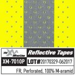 FR Reflective tape tape XM-7010P