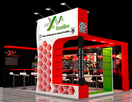 "XM Textiles showcases at ""A+A 2015"""