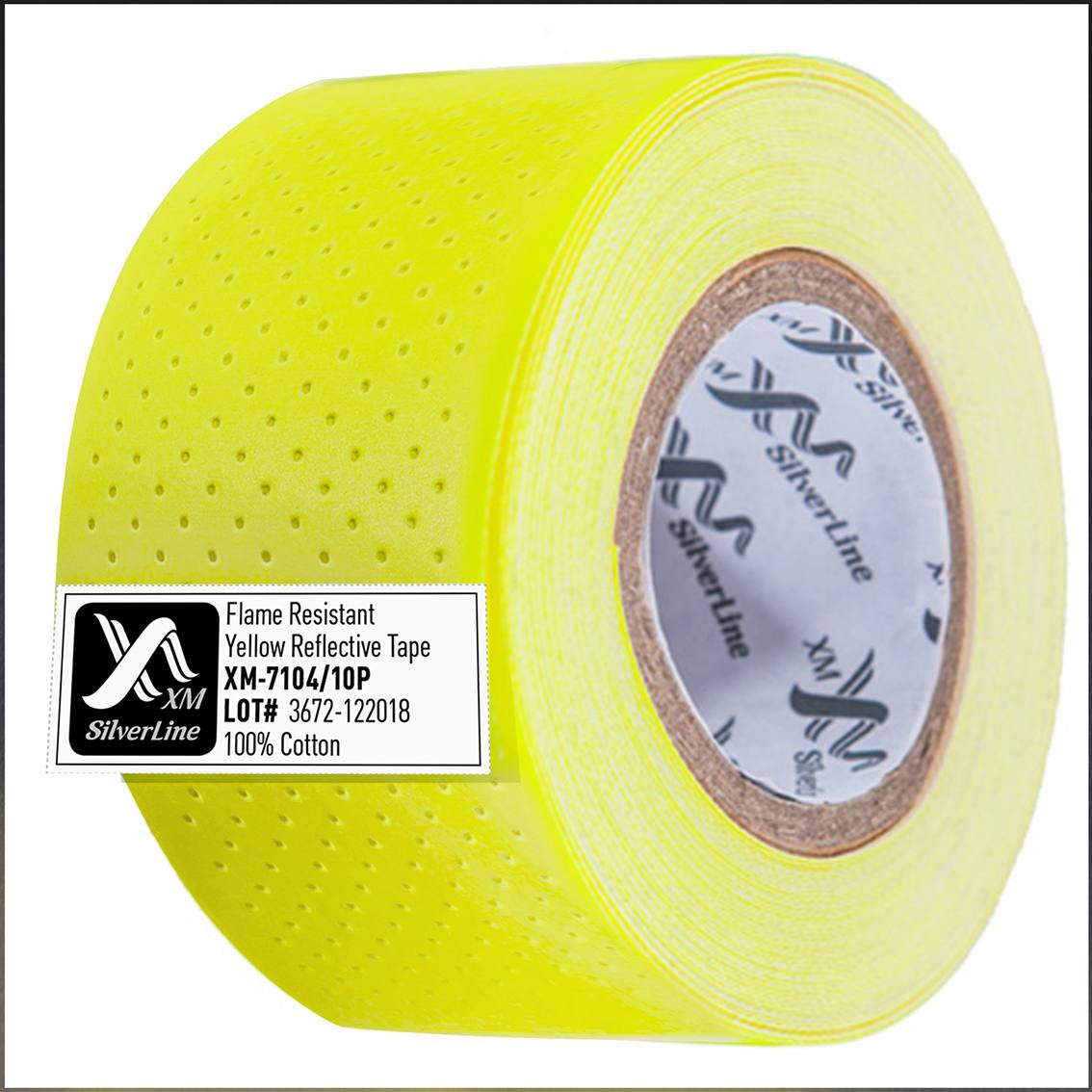 XM-7104-10-P Yellow PERFORATED_rulon-50mm (1)