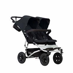 Zwillings-Kinderwagen