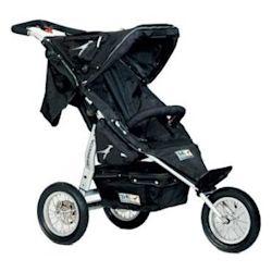 3-Rad Kinderwagen
