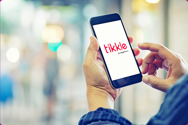tikkle app for corporate byte sized learning for employees