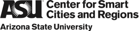 ASU Center for Smart Cities and Regions logo