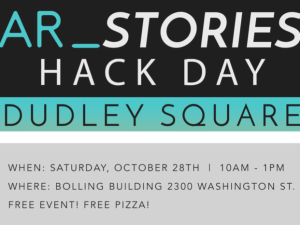 AR Stories Hack Day