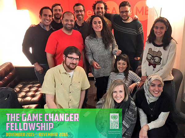 "UNDP ""Game Changer"" Fellowship Project"
