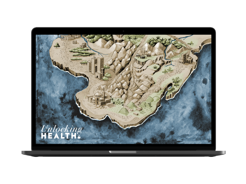 Thumbnail image for 'Unlocking Health' project