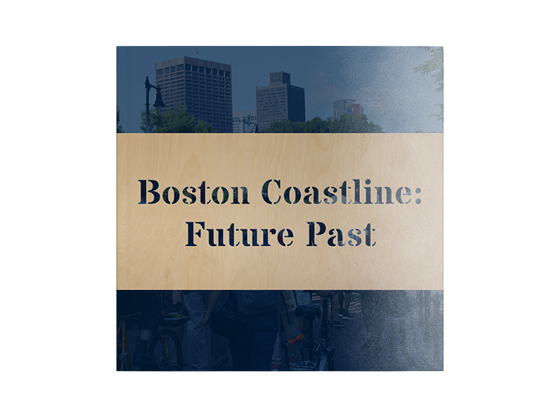 Thumbnail image for 'Boston Coastline Future Past' project