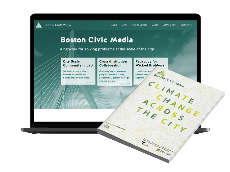 Thumbnail image for 'Boston Civic Media Consortium' project