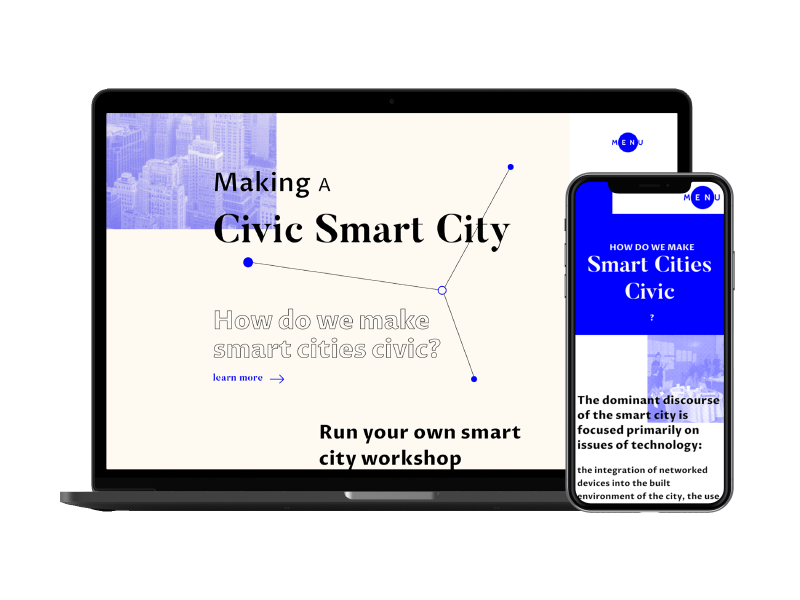 Thumbnail image for 'Civic Smart City' tool or resource