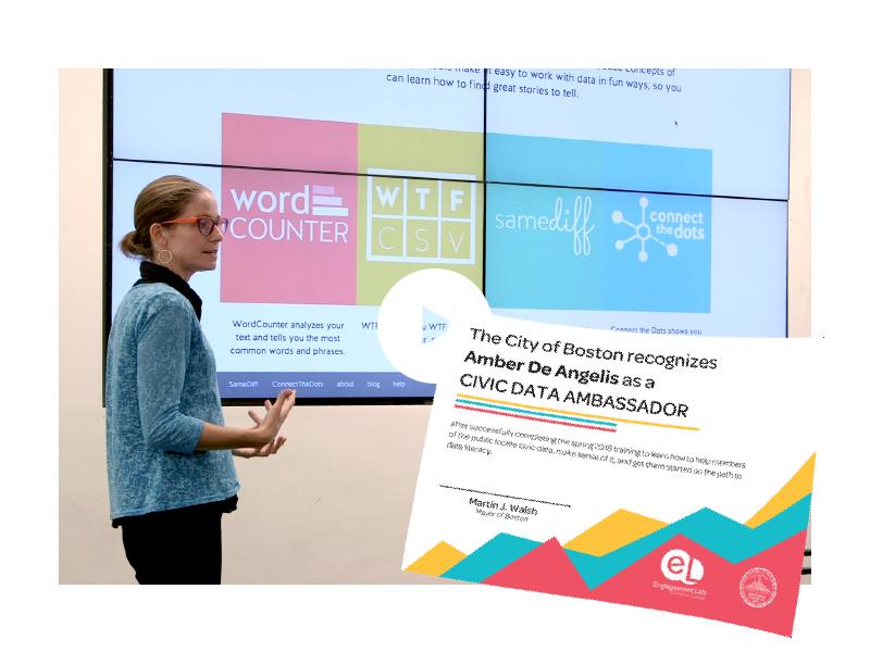 Thumbnail image for 'Civic Data Ambassadors' tool or resource