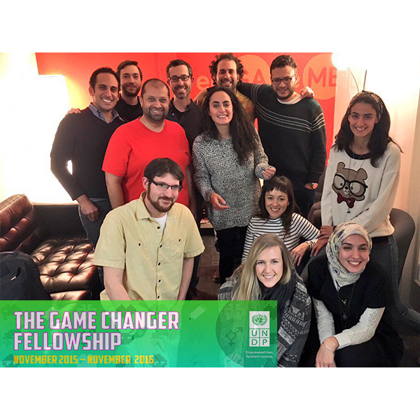 "Thumbnail image for 'UNDP ""Game Changer"" Fellowship Project' project"